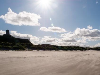 Bamburgh Beach