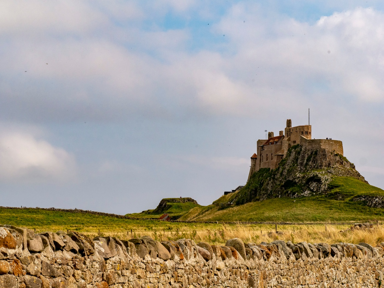 Northumberland – Holy Island –Lindisfarne