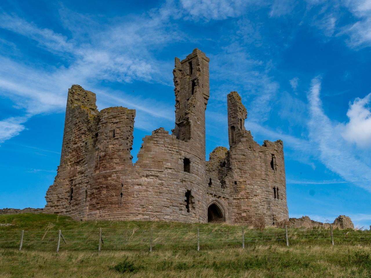 Northumberland – Dunstanburgh Castle
