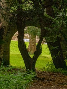 Northumberland - Rainy Day