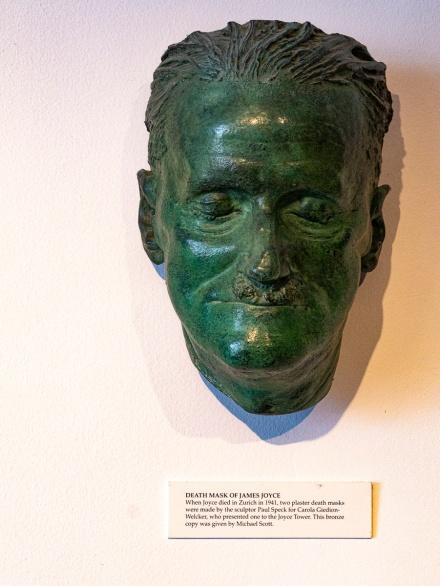 James Joyce Museum Martello Tower in Sandycove