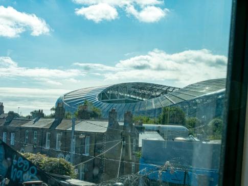 Dublin Hurley Stadium