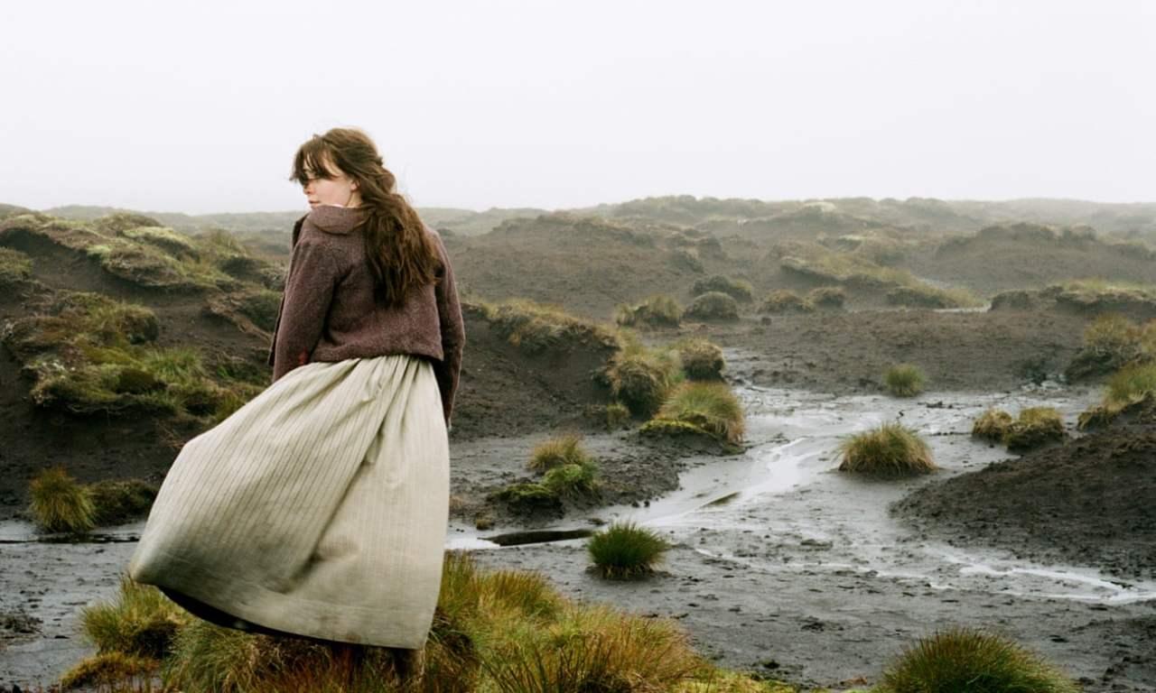 Sylvia Plath trifft Emily Brontë auf einer Heide inWest-Yorkshire