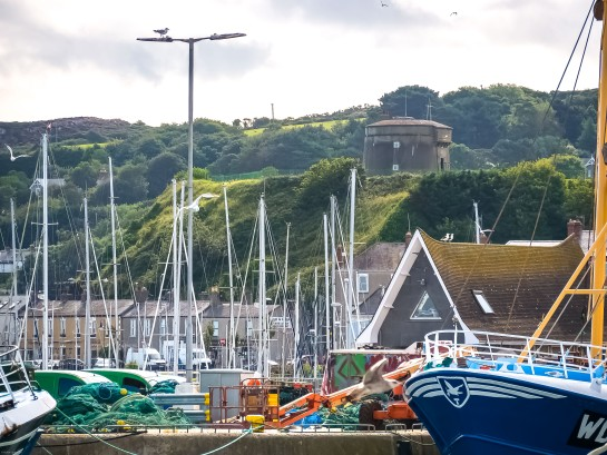 Howth Harbour