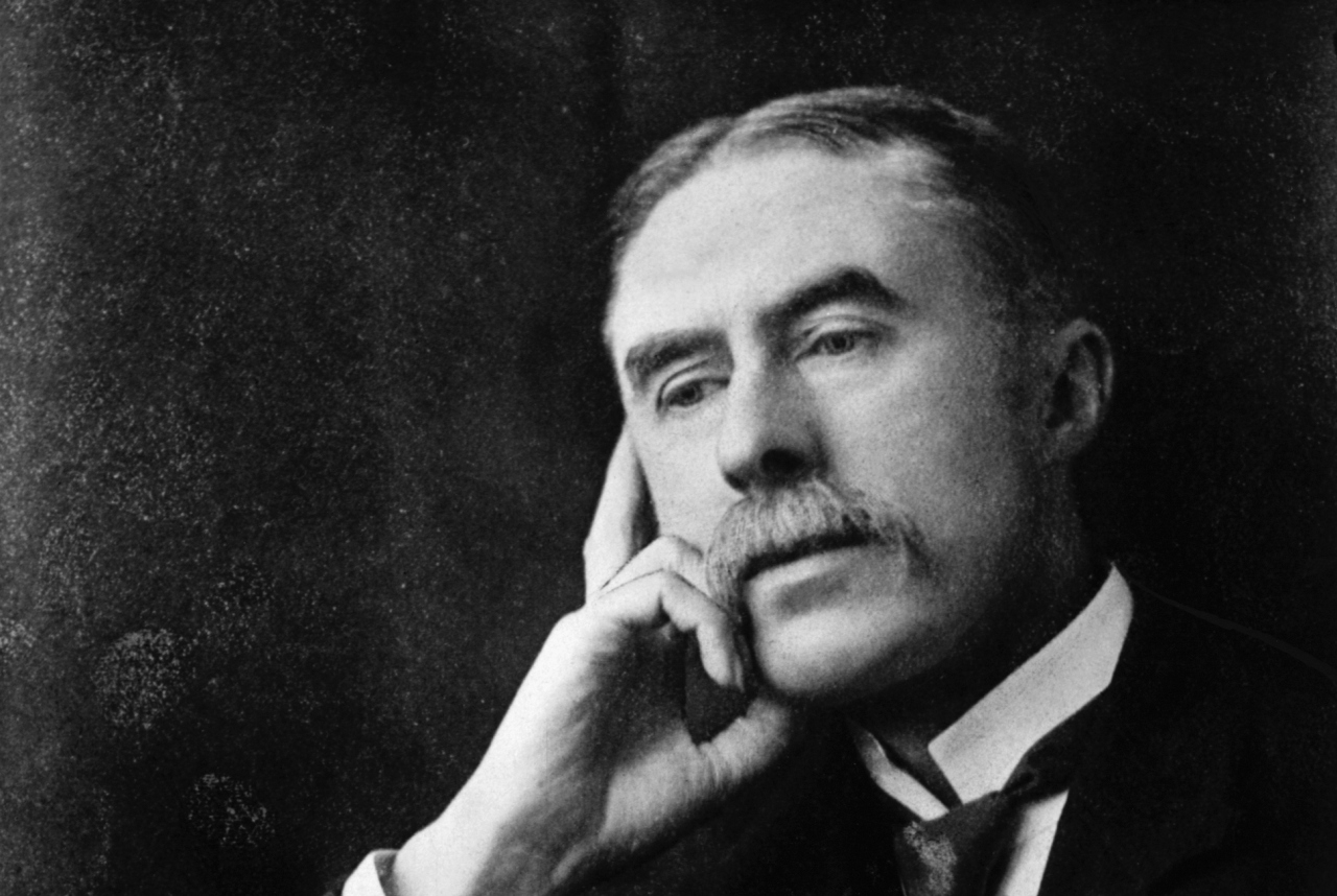 A. E. Housman – Into my heart an air that kills